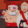 South Park\Jesus fucks up Santa