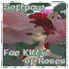 Fae Kitty of Roses