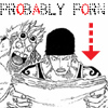 Franky and Iceburg: probably porn