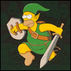 Legend of Zelda/The Simpsons