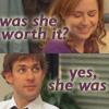 Jim/Pam