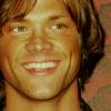Vicki: Jared smiling
