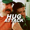 kePPy: SPN: Dean HUG ATTACKS Bobby