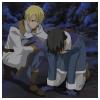 Kuro Tsuki: yuuri is hurt