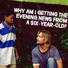 LOST: HAHA ah Sawyer you slay me