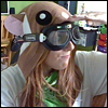 Kigurumi Squirrel Goggles