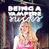 joss | being a vampire sucks