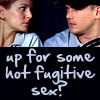 Andrea: Michael/Sara - HOT Fugitive Sex