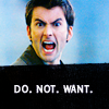 doctor who do not want