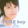 kyoeyla: pure boy