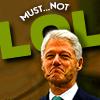 Bill Clinton LOL