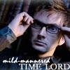 doctor who 10 mildmannered