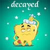 Decayed - tooth