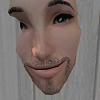 sims, doorface