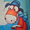 пони в шапке