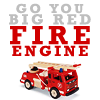 Jess: Comedy - GO YOU BIG RED FIRE ENGINE
