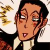 【JAZZHANDS】: cyril [d.gray-man]; ho?!