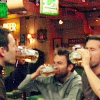 schlachthof fünf: [ IASIP ] trink trank getrunken
