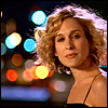 flanneryflyer: SATC -- Carrie in lights