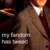 my fandom has tweed