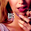 gg → bad bad girl