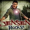 softbluebuddy: Jensen Rocks