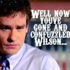 train wreck waiting to happen: wilson-confuzzled