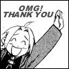 直美 // even in the tiniest today there is hope: FMA // Ed // omg thank you!