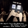 The Space Viking: Angels have the phone box