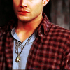 Supernatural - Dean Color Wordless