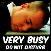 do no disturb 'mcgee'