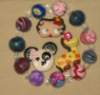 polymer, clay, beads, jewelry, m2m
