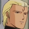 Char Aznable: Smiling