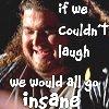 Lost-insane laugh