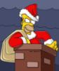 Homer Xmas