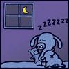 полуночное