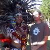 Aztec Dancer and I