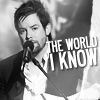 Firefly1344: David Cook The World I Know