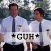 DrunkRedneckgeekKnitter: casey and chuck guh 7899821 by turtle_go