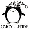 Holiday:  Yuletide Penguin