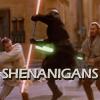 Ash: star wars shenanigans