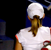 Justine Henin - walk away
