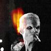 I am Derek's vocal eyebrows: sx; vamp [me]