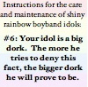 rule 06: dork
