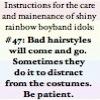 rule 47: bad hair
