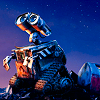 Wall-E: Star Gazing