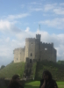 Cardiff Castle in Wales, trip 9/2008