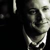 Oh Castiel!: Dean: b&w