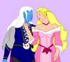 Lotor and Allura: Formal Love