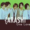 arashi one love